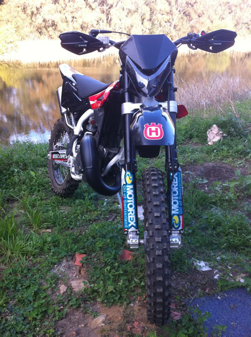 Wr 150 xc [Archive] - Page 2 - dbw - dirtbikeworld net Members Forums